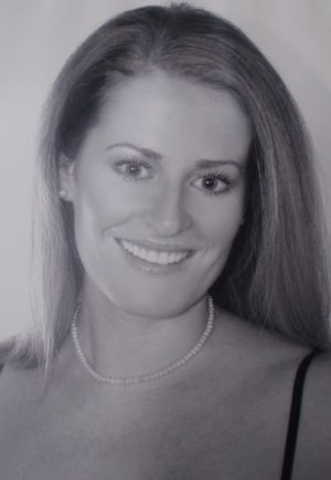 Kylie O'Brien, Founder and author of The Stewardess Bible