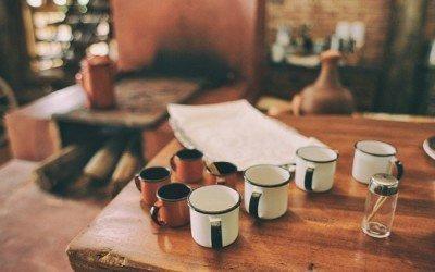 Simple Table Settings.
