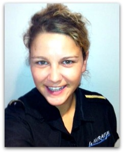 Super Yacht Chief Stewardess