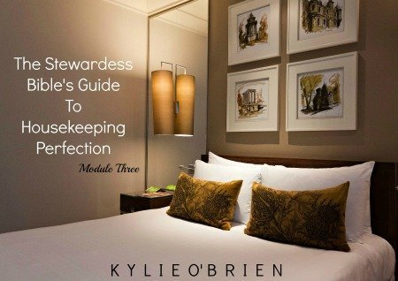 The Stewardess Bible's Guide to Housekeeping Perfection
