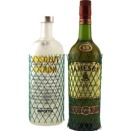 Wine Bottle Mesh