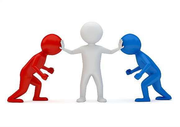 conflict between employees over misbehaviour Start studying unit 5: employee & labor relations  the differential power between employees and  the underlying conflict between the parties and.