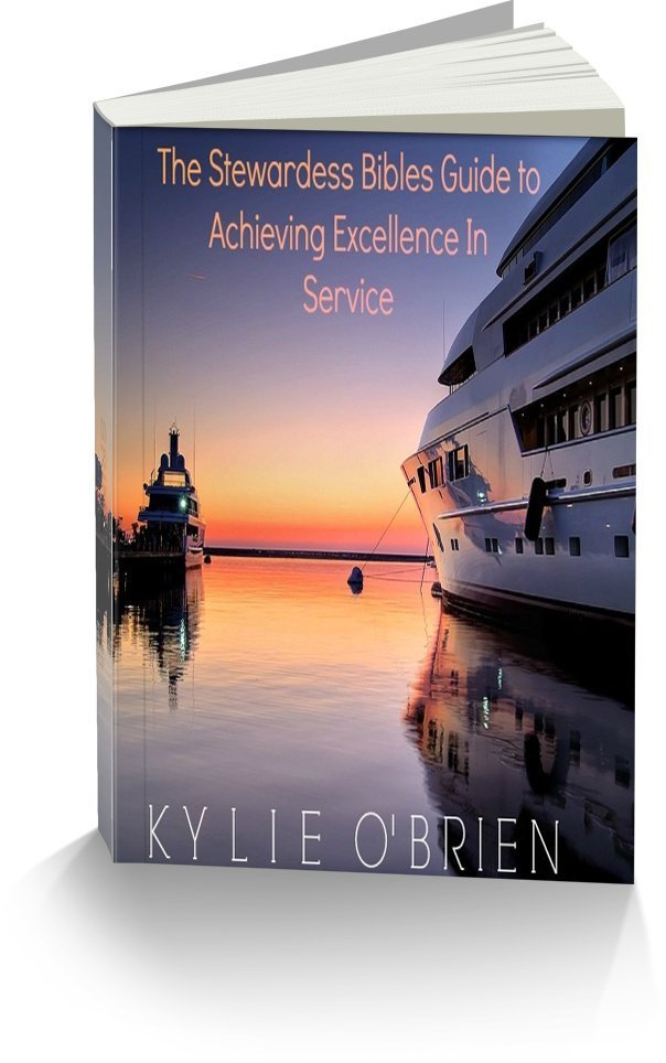 Yacht Stewardess Achieving Excellence In Service