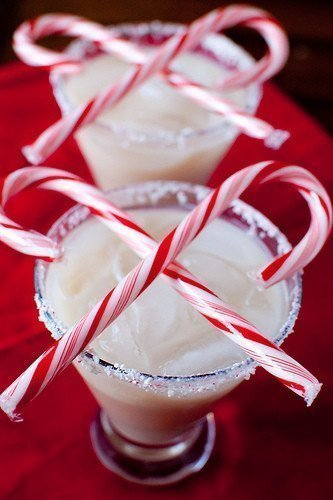 Christmas cocktail mocktails ideas for Christmas cocktail decorations