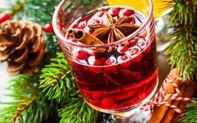 Christmas Cocktail & Mocktails Ideas
