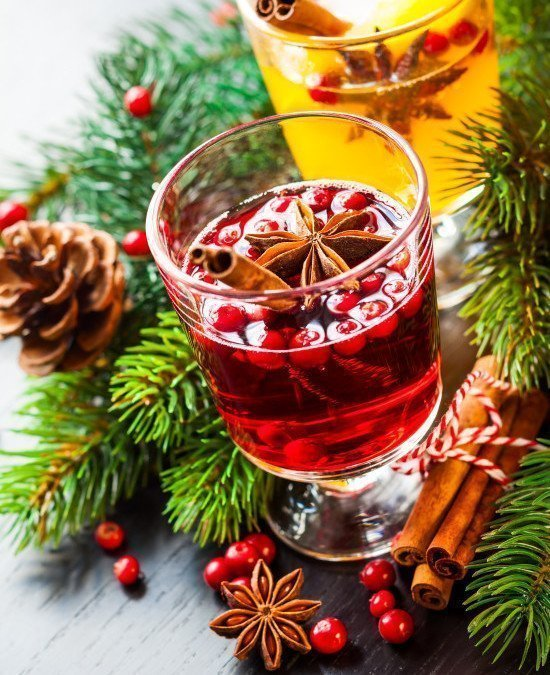 Christmas Cocktail & Mocktails Ideas