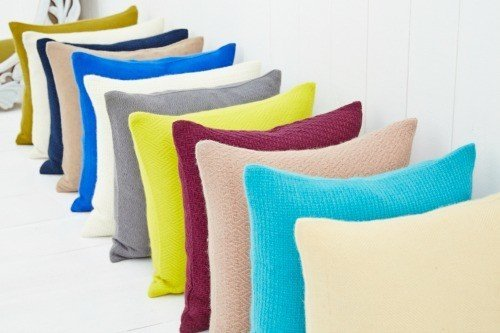 Gillian Weir Ltd - Cashmere cushions