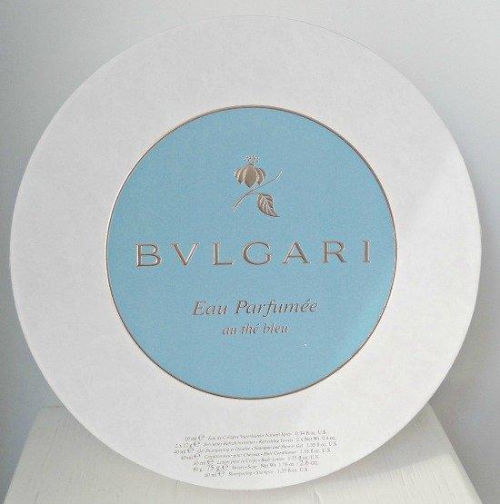 BVLGARI: Eau Parfumeé au the' bleu
