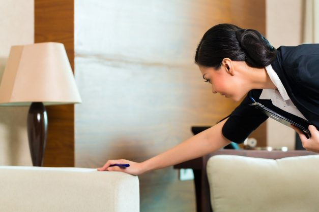 Housekeeping Articles - The Stewardess Bible