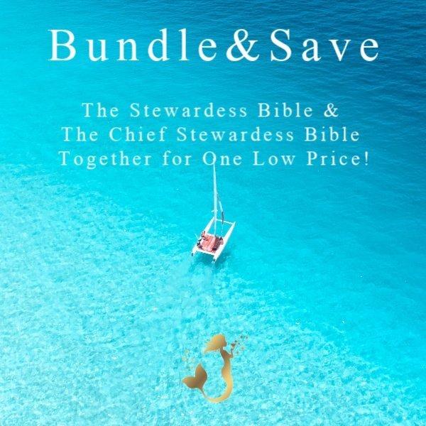 Stewardess Bible Bundle